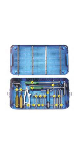 ELASTIC NAIL SURGERY INSTRUMENT SET ORTIMPLANT
